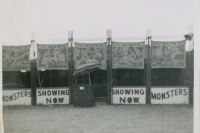 Zoma on the James E. Strates midway..1961.JPG