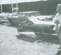 Wrecked Monorail car..1960's.jpg