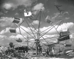 1947 Flying Saucer Thrill Ride