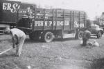 1955..Penn Premier Shows.Kiddie-Land set up.