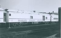 Worlds Finest Shows baggage car..1950.JPG