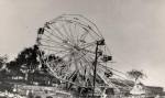 1938 Hurricane Wrecks Number 12 Eli Bridge Ferris Wheel at Big E State Fair (9-21-1938) W. Springfield
