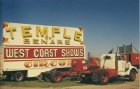West Coast Shows circus front..1960's.JPG