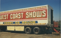 West Coast Shows merry-go- round truck..1960.JPG