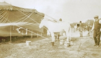 Washington statue horse on the Sells-Floto..1920.JPG