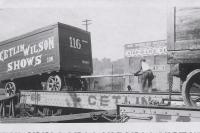 Train Crew on the Cetlin Wilson Shows...1951.JPG
