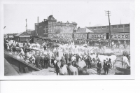 The Sells Floto Circus train comes to town..1915.JPG