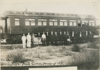 The W. H. Harris Nickel Plate Shows operated from 1883 to 1904 under the ownership of W. H. Harris..jpg