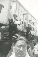 The Failed Tim Mcoy show in 1938.  Here's a photo from the bankruptcy auction held later that year in Washington DC..jpg