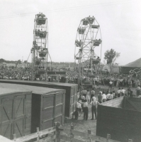 The Goodman Wonder Shows midway plays to a packed house...1941.jpg