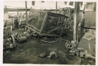 The Cole Bros. Circus suffered a huge and devastating fire at their Rochester, IN. winter quarters in 1940..jpg