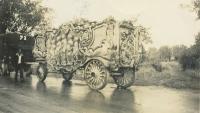 Tableau wagon..Hagenbeck Wallace Circus..1934.JPG