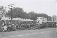 Strates unloading 1953.JPG