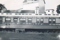 Strates coach the 'Orlando' .1953.JPG
