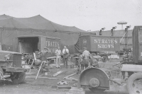 Strates back lot...1953.JPG