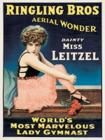 Standing only four feet, nine inches, Lillian Leitzel was a great performer and famous for her demanding personality and temper..jpg