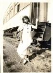 Prescilla the 'monkey girl' in the 1950's.jpg