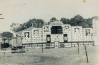 Small Fun house on the Strates Midway...1953.jpg