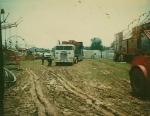 Setting up on a mud lot. Myers Amusements in Elizabethtown Kentucky..1970's.jpg