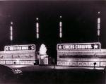 Siebrand's beautiful neon lit front gate somewhere in Arizona. 1940 or 1950's.jpg