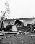 1952 Sedalia Mo. twister on the Cetlin & Wilson Shows (Reynells girls show wreckage)