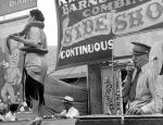 snake charmer  on the R-B-B  1950's.jpg