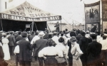 101 Wild West Shows Entrance...early 1900's.