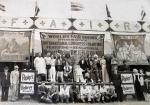 backend on the Dodson World Fai Shows 1920's