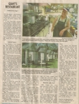 Tampa Tribune. Sun. Oct. 8th 2006 (Brandon Section) page 3 about Giant's Camp