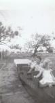 Kids on a kiddie train ride.JPG