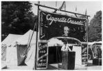 Cigarette crusade show. 1930's