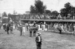 Big 'Coney Island' Side Show early 1920's.