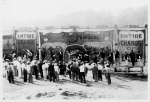 Minstrel Show on the Cetlin and Wilson Midway  1930's.jpg