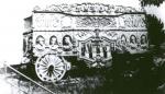 'America Tableau Wagon' Christy Bros. Circus