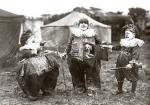 Kassino Clowns and dog  - Dwarf Circus.jpg