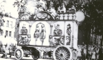 Sparks Shows Tablieu Band Wagon in parade   1928.jpg