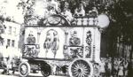 Sparks Shows Tablieu Band Wagon in parade   1928.jpg