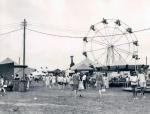 1966 Illinois Fair midway.