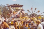 1970 Royal American Midway with Velare Bros.'Rotor' behind the  'Trabant' in the background.