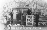'Bug House'  on the 1934 Johnny J. Jones Show