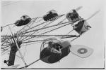 'Spitfire' ( forerunner of the modern Paratrooper ride)  1950.