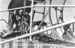 1934 On the Johnny J. Jones Show Thrill Ride