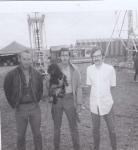 Chester James . Doc Rivera...unknown...West Coast Shows. Klamath Falls Ore. 1970.jpg