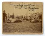 Barnum & Baily wreck   Hutchinson, Ks.1889